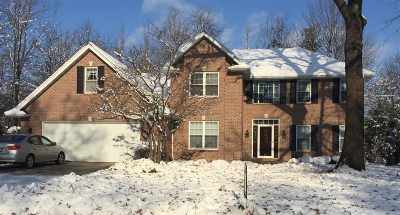 Green Bay Single Family Home Active-No Offer: 2454 Shady Oak