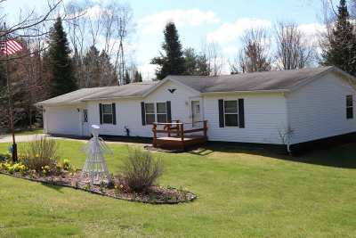 Townsend Single Family Home Active-No Offer: 17609 Sawyer Lake