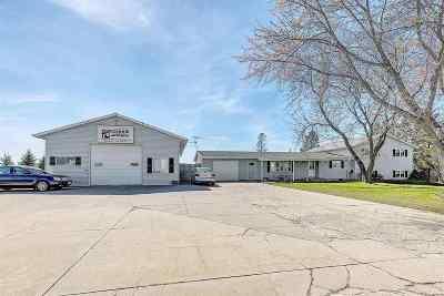 Pulaski Farm Active-No Offer: N3271 Hwy C