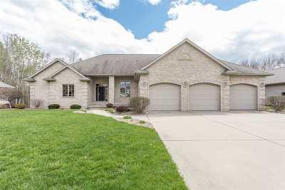 Green Bay Single Family Home Active-Offer No Bump: 2789 Prairie Garden