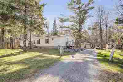 Mountain Single Family Home Active-No Offer: 14241 Rock Hill