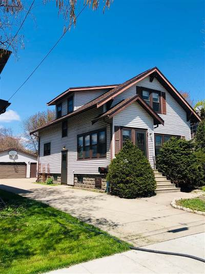 Oshkosh Single Family Home Active-Offer No Bump: 23 Lake