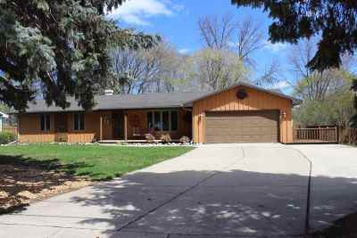 Green Bay Single Family Home Active-No Offer: 1045 Alpine