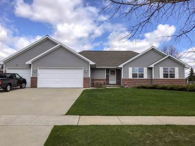 Green Bay Single Family Home Active-No Offer: 3616 Glen Kent