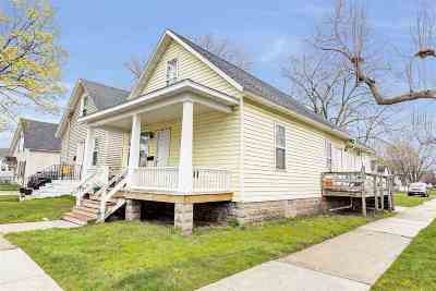 Green Bay Multi Family Home Active-No Offer: 1183 Smith