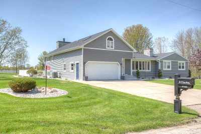 Menominee Single Family Home Active-Offer No Bump: W6403 1.75