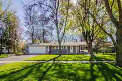 Oshkosh Single Family Home Active-Offer No Bump: 1854 Fairview