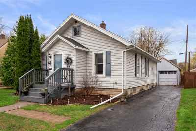 Appleton Single Family Home Active-No Offer: 1913 N Superior