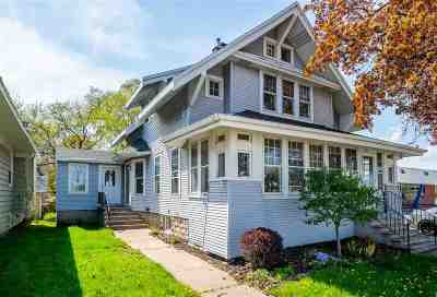 Oshkosh Single Family Home Active-No Offer: 849 N Main
