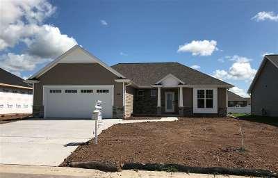 Appleton Single Family Home Active-No Offer: 3516 Golden Hill