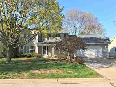 Green Bay Single Family Home Active-No Offer: 1302 View