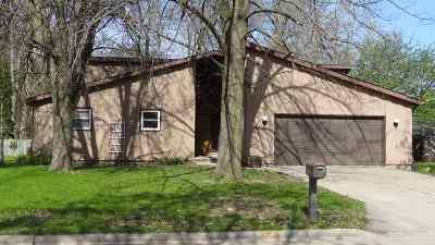 Appleton Single Family Home Active-No Offer: 2809 S East
