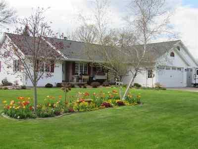 Neenah Single Family Home Active-No Offer: 219 Carey