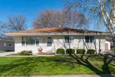 Appleton Single Family Home Active-Offer No Bump: 2819 S Jackson