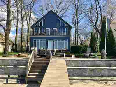 Brown County Single Family Home Active-Offer No Bump-Show: 6103 Sunset Shores