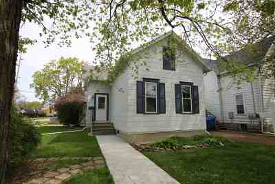 Oshkosh Single Family Home Active-No Offer: 502 E Parkway