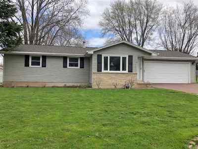 Green Bay Single Family Home Active-Offer No Bump: 2445 Peshtigo