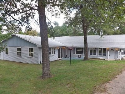 Shawano County Single Family Home Active-No Offer: N7124 Loon Lake
