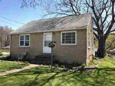 Green Bay Single Family Home Active-No Offer: 1141 Fisk