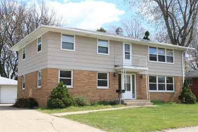 Green Bay Multi Family Home Active-No Offer: 1315 Argonne