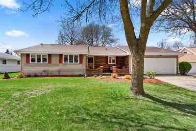 Appleton Single Family Home Active-Offer No Bump: 2301 S Berry