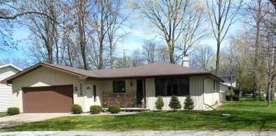 Appleton Single Family Home Active-No Offer: 2636 S Harmon