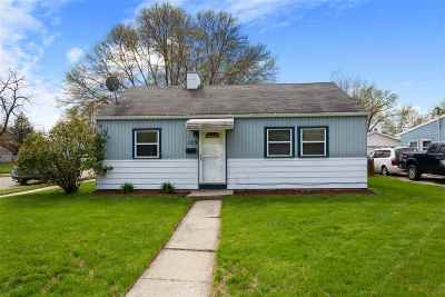 Neenah Single Family Home Active-Offer No Bump: 123 S Lake