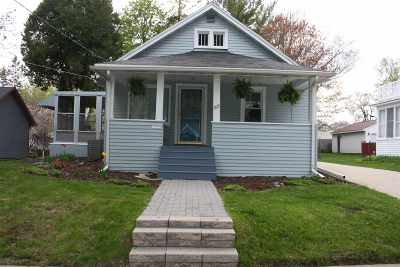 Appleton Single Family Home Active-Offer No Bump: 1515 N Erb