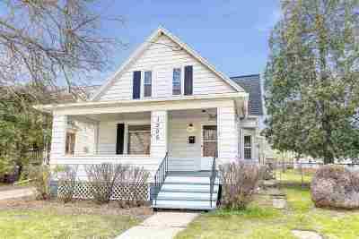Green Bay Single Family Home Active-No Offer: 1306 Cass