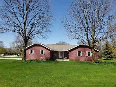 Green Bay Single Family Home Active-Offer No Bump: 1833 Mac