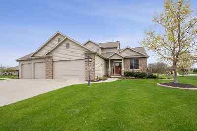 Appleton Single Family Home Active-Offer No Bump: W6021 Nolan