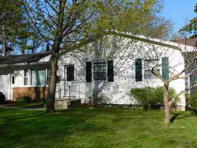 Shawano County Single Family Home Active-No Offer: 1137 S Park