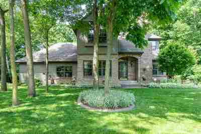 Oshkosh Single Family Home Active-No Offer: 1897 Greenbriar