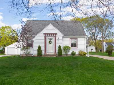 Green Bay Single Family Home Active-No Offer: 141 Jacob