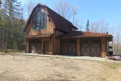 Mountain Single Family Home Active-No Offer: 16048 Tree Farm