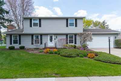 Oshkosh Single Family Home Active-Offer W/Bump-Show: 2005 Northpoint