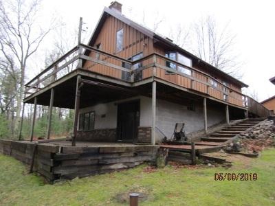 Shawano Single Family Home Active-No Offer: N6614 Retreat