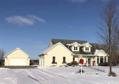 Neenah Single Family Home Active-No Offer: 7573 Sunburst