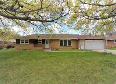 Green Bay Single Family Home Active-No Offer: 3418 S Clay