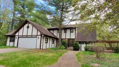 Sobieski Single Family Home Active-No Offer: 6871 Gregory