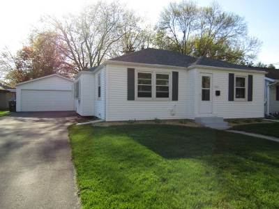 Appleton Single Family Home Active-No Offer: 1027 S Walden