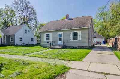 Appleton Single Family Home Active-Offer No Bump: 415 E Harrison