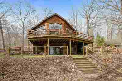 Marinette County Single Family Home Active-No Offer: W8960 Perch Lake