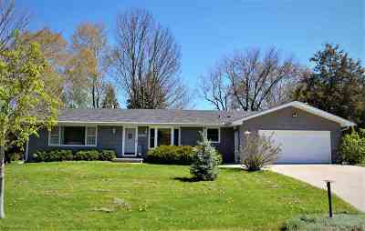Green Bay Single Family Home Active-Offer No Bump: 3259 Peterson