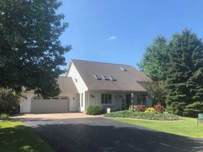 Oshkosh Single Family Home Active-No Offer: 4111 Meadowview