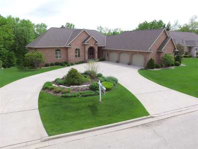 Brown County Single Family Home Active-No Offer: 1431 Finch