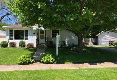 Green Bay Single Family Home Active-No Offer: 912 Goodell