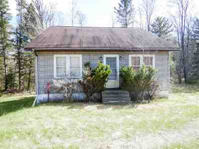 Athelstane Single Family Home Active-No Offer: W11755 Hwy C