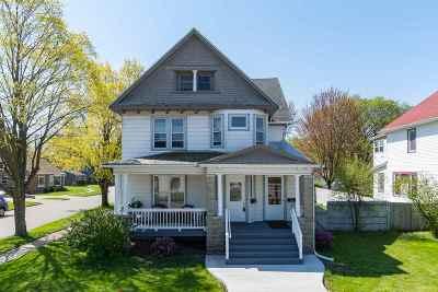 Oshkosh Multi Family Home Active-No Offer: 939 Merritt