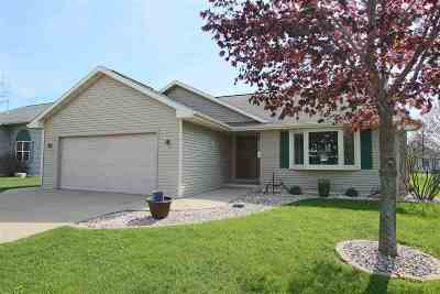 Oshkosh Single Family Home Active-No Offer: 2738 Hamilton
